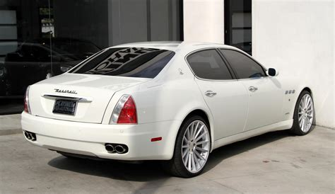2008 Maserati Quattroporte Executive Gt by 2008 Maserati Quattroporte Executive Gt Automatic Stock