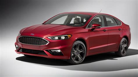 Ford Fusion 2017 ford fusion top speed