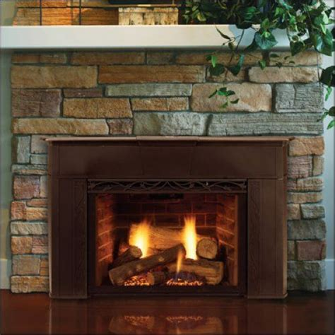 Propane Fireplace Insert Majestic 30ildvpv Tavern Brown Insert 30 30000 Btu Direct