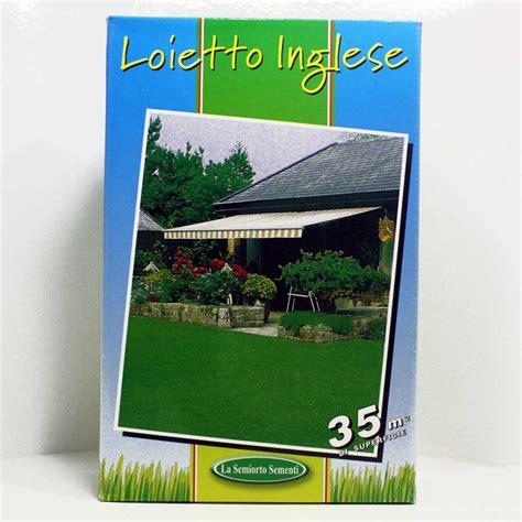 tappeto in inglese affordable sementi prato loietto inglese tappeto erboso