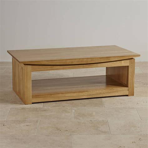 Oak Wood Coffee Table 15 Ideas Of Oak Wood Coffee Tables