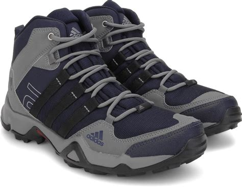 Adidas Ax2 Premium Quality adidas ax2 mid outdoor shoes for buy nt navy visgray color adidas ax2 mid outdoor shoes