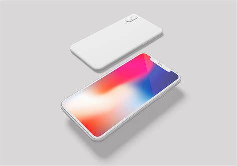 iphone   mockup  colors  mockup