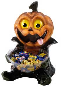 halloween candy holder pumpkin candy bowl holder