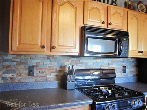 stone backsplash for kitchen 166 best images about 1 hazel rd kitchen updates on