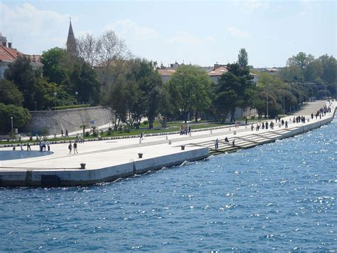 sea organ croatia sea organ wikipedia