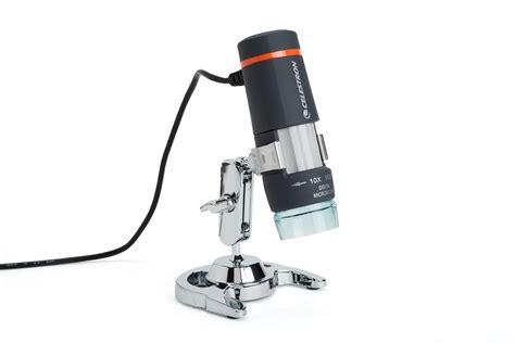Digital Microscopy celestron 44302 deluxe handheld digital microscope 2mp