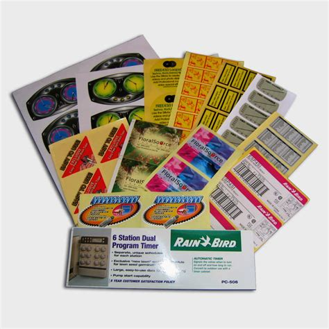 Label Sticker The cal signs self adhesive labels cal signs