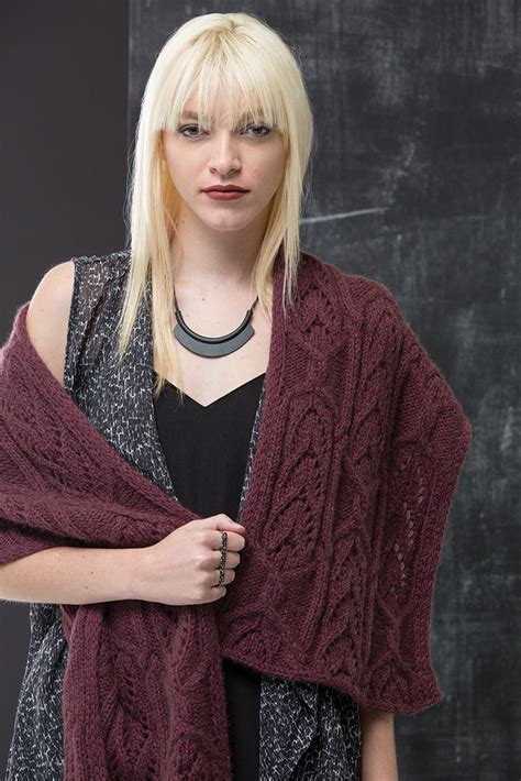 knit daily 17 best images about scarf knitting patterns on