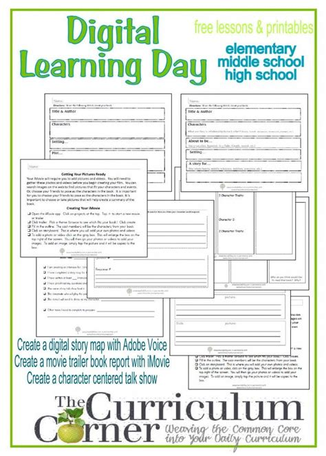 Middle School Technology Worksheets by 219 Best Images About Digital Citizenship And Literacy On