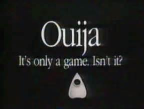 Tumblr black and white ouija board