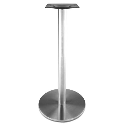 rfl450 stainless steel table base rfl series table