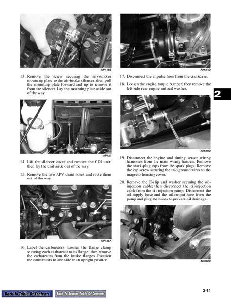 2002 Arctic Cat Zr 800 Efi Snowmobile Service Repair Manual