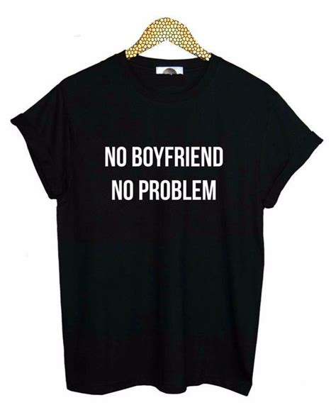 Hoodie No Boyfriend No Problem Leo Cloth no boyfriend no problem tshirt