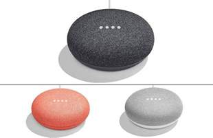 mini 3 colors home mini and daydream view leak ahead of october 4