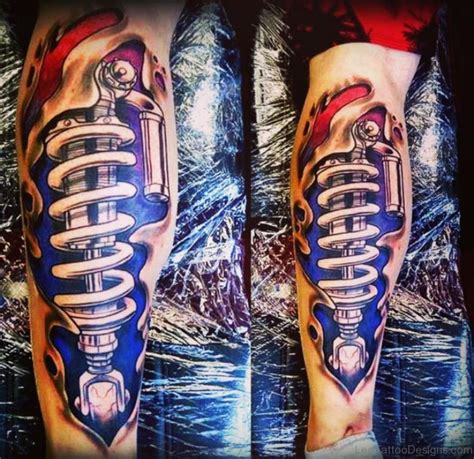 biomechanical leg tattoo designs 70 adorable biomechanical tattoos on leg