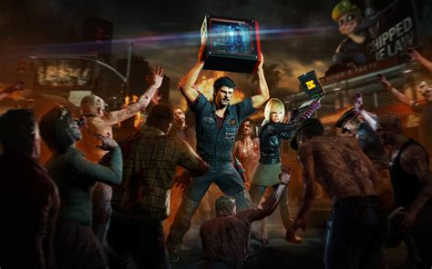 Pc Dead Rising by Dead Rising 3 Pc Wallpapers Hd Wallpapers Id 13562