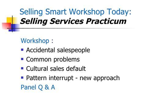 pattern interrupt in sales june 6 2012 selling smart workshop joe marr