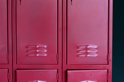 pink locker room locker room phobia mothers with cancer