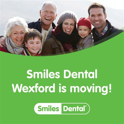 smiles dental wexford  moving location