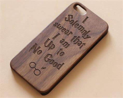 Harry Potter Quote Casing Iphone 7 6s Plus 5s 5c 4s Samsung 50 wood iphone 6s caseharry potter iphone 6s wood by baby5studio harry potter because it s