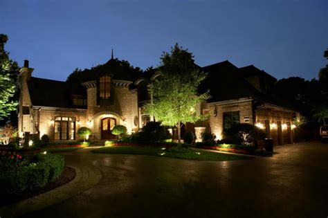 Twilight Landscape Lighting Twilight Landscape Lighting Images