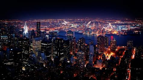 Ordinary Window Christmas Lights #7: New-York-City-Night-View-HD-Wallpaper-5789-915x515.jpg