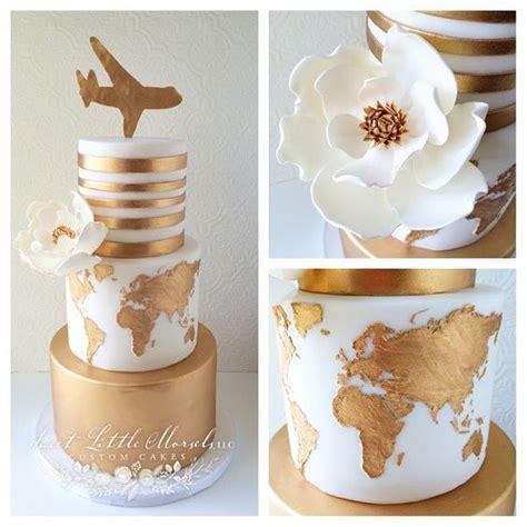 Hochzeitstorte Thema Reisen by Traveler Themed Baby Shower Cake Baby Shower