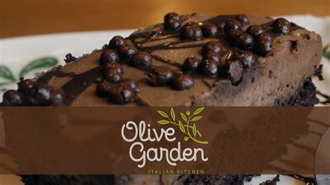 something sweet olive garden chocolate mousse cake