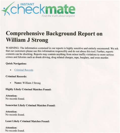 can i do a background check on myself bill strong denver criminal background check william