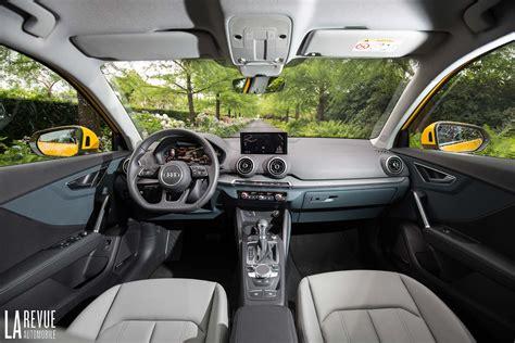 Audi Rs4 Interior Photos Audi Q2 Tdi Interieur Exterieur Ann 233 E