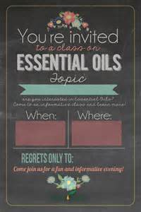 items similar to 4x6 young living class invitation instant