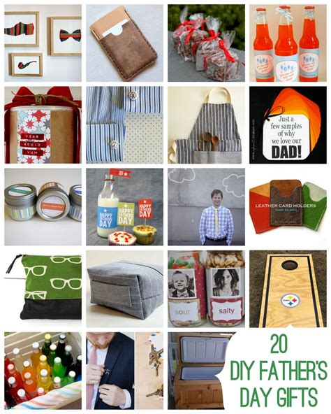 Handmade Fathers Day Gift Ideas - diy handmade father s day ideas