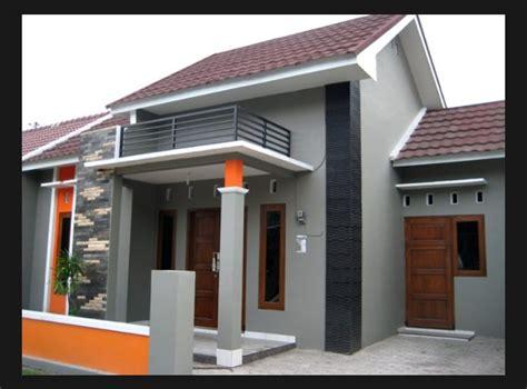 contoh warna cat rumah minimalis dulux exterior interior