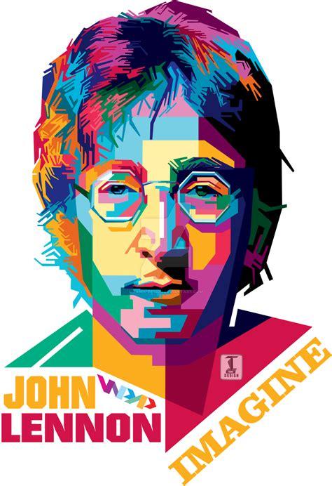 Lennon Imagine Vector T Shirt lennon the legend by tama design on deviantart