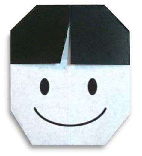 How To Make A Paper Eye - a boy