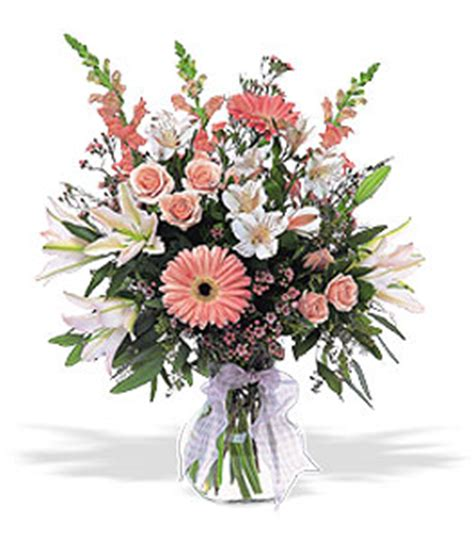 A Vase Of Flowers by Tf48 2 Vase With Pink Flowers Victor The Florist The