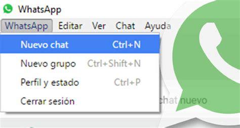 escritorio whatsapp whatsapp de escritorio ya esta disponible para instalar en