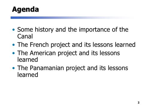 Usf Mba Panama by The Three Projects Of The Panama Canal V 1 3