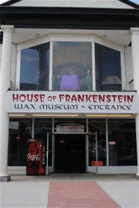house of wax museum house of frankenstein wax museum lake george ny the united states of america