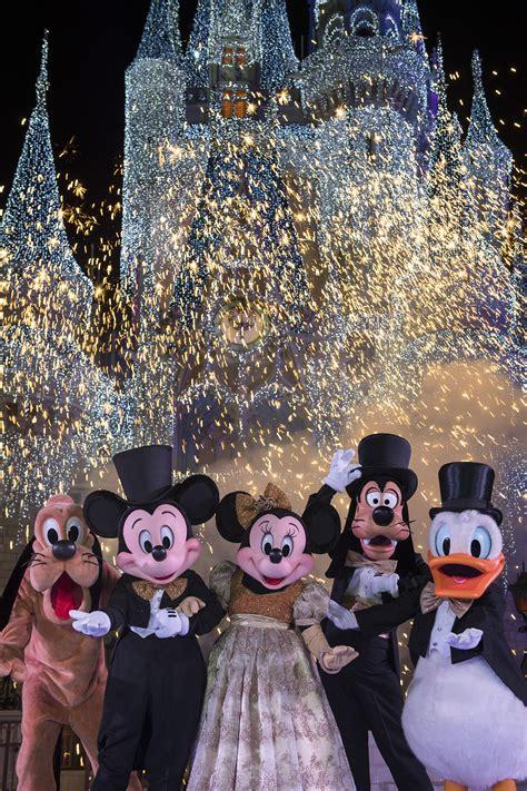 2016 new years eve at disney worlddisney world new years