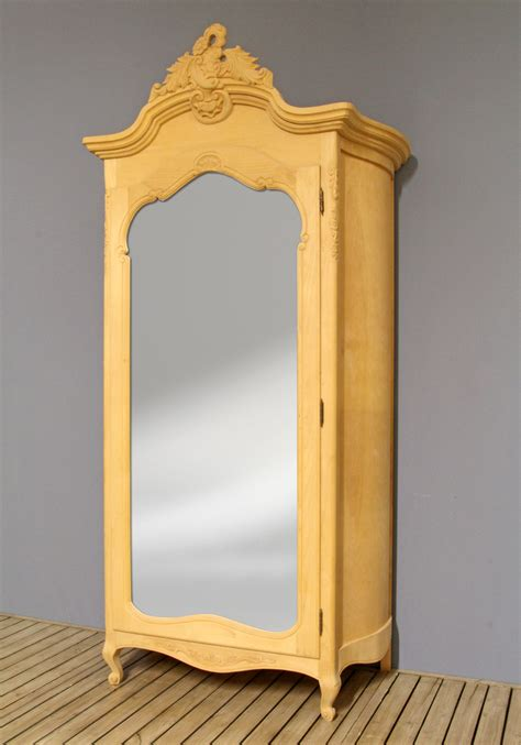 Mirrored Tv Armoire by Mirrored Door Armoire Jeannot Furniture