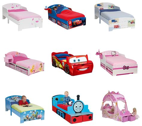 character beds character junior toddler beds free postage packing