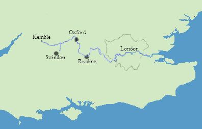 thames river usa map river thames wikipedia