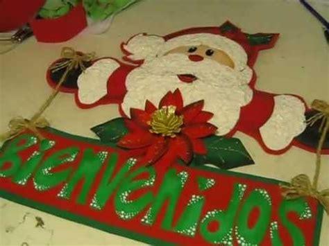 imagenes de navidad hechas en foami bienvenido navide 209 o mu 209 ecos navide 209 os en foami foamy