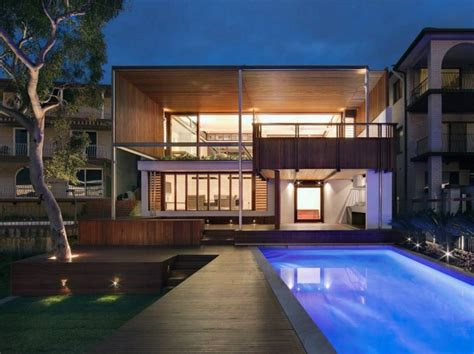 multi level homes multi level home revealing amazing views of sydney s