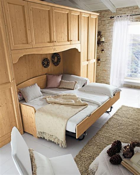 camere da letto country da letto in legno in stile country every day