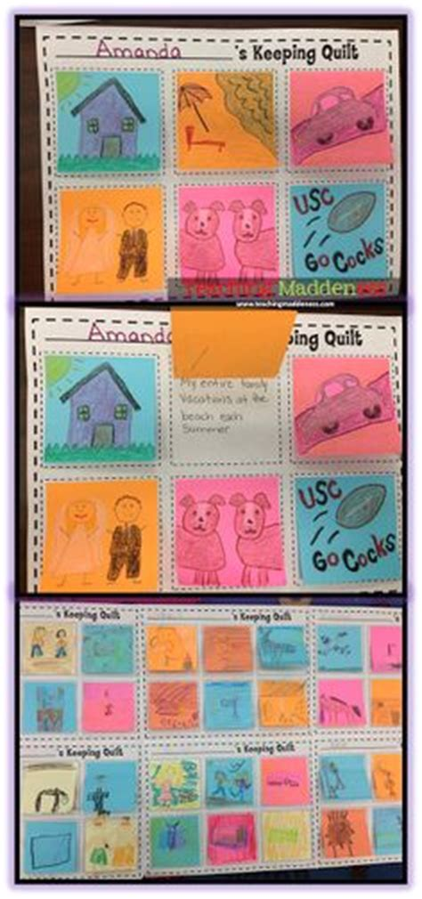 The Keeping Quilt Story by 1000 Images About Polacco Books And Activities
