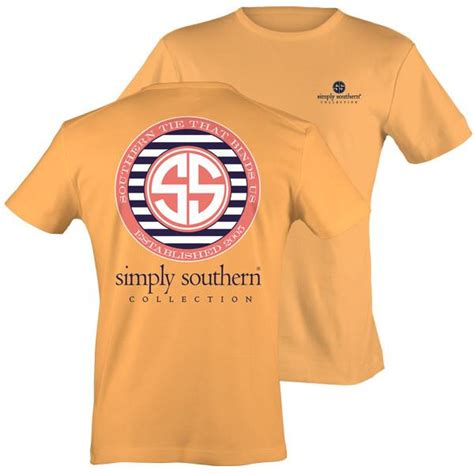 s simply southern southern new simply southern preppy southern tie that binds us ss logo