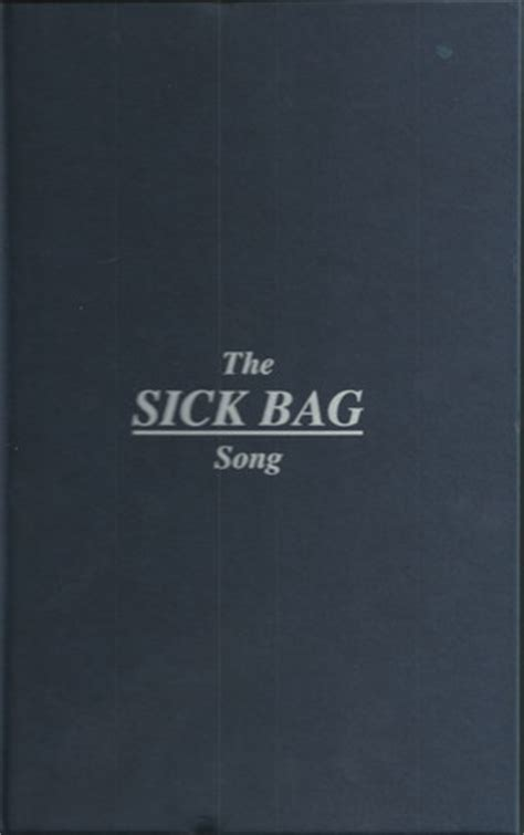 the sick bag song 1782117938 the sick bag song by nick cave reviews discussion bookclubs lists